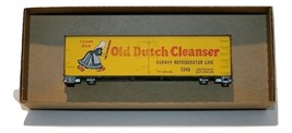 "MDC-Roundhouse 36"" Billboard Reefer, Old Dutch Cleanser #3150, New, Yellow 7243"