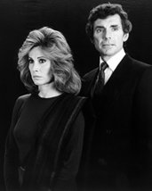 Stefanie Powers And David Birney In Love And Betrayal Studio Portrait 1989 Tv Mo - $69.99