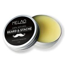 Beard Balm Softener Cream & Growth Conditioner & Leave In Conditioner & Moisturi image 1