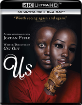 Us (4K Ultra HD + Blu-ray)