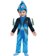 Dory Fish , Infant | Toddler Halloween Costume , 12-18 MONTHS - Free Shi... - $35.00