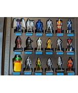 Lot of 18 The Uncanny X-Men Alert Adventure Board Game Hand Painted Figures - $56.09