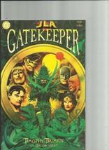 JLA Gatekeeper Limited Mini Series  by Tim Truman Plus JSA 80 Page issue DC - $6.44