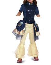Girls My Little Pony Songbird Serenade Deluxe Costume M (7-8) NO HAT/GLOVES - $18.80