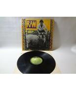 Paul And Linda McCartney- Ram SMAS-3375 1971 Pop Rock 33rpm LP Apple Rec... - $11.82