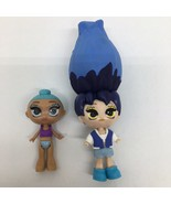 """Skyrocket Blume Doll Tate & Cammie ? Doll- 3 1/4"""" tall without Flower - $12.19"""