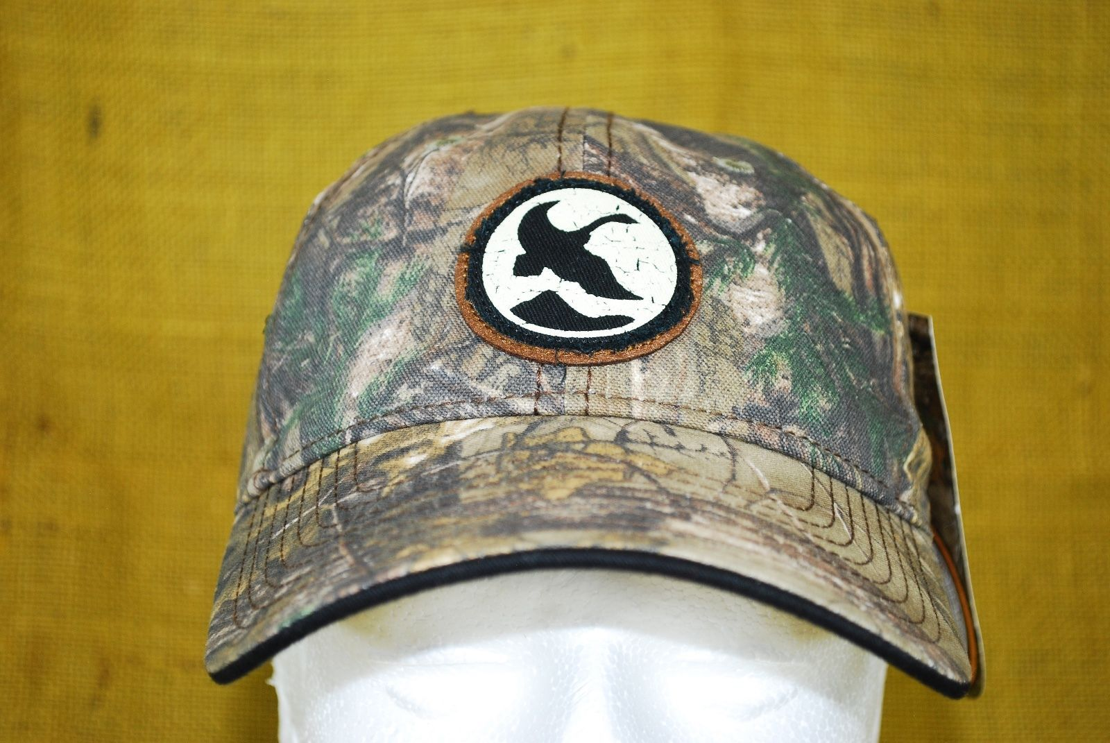 aed1073b0334b NEW Gander Mountain Hat Realtree Camouflage Camo Men s Hunting Adjustable  Cap