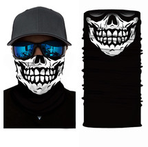 Crazy Cool Skull Winter Face Mask Bandanas Headband Multi Headwear Scarf #3 - $4.94