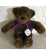 Vintage NORTH AMERICAN BEAR CO 1989 Soft Stuffed Teddy WEE BEAR Plush/To... - $16.99