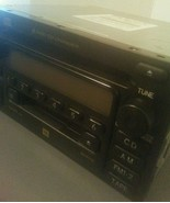 2000-2003 Toyota JBL 6 Disc Changer CD Cassette Car Stereo Radio 86120 U... - $69.30