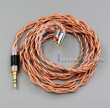 Pure 7N OCC 1.5mm Diameter Earphone Cable For SE535 SE846 Se215 Custom 5 BA - $99.00