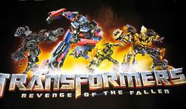 2 Transformers Revenge of Fallen Movie POSTER Botcon 2009  - you get qty... - $11.43