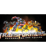 2 Transformers Revenge of Fallen Movie POSTER Botcon 2009  - you get qty... - $11.43
