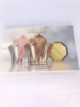 Stila Lingerie Souffle Skin 1 Perfecting Primer & 3 Shade Sample Card - $6.88