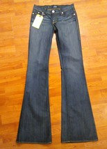 RR Rock Republic Womens Jeans sz 25 Low Rise ADDICT CUT 2293 Embroidered... - $29.02