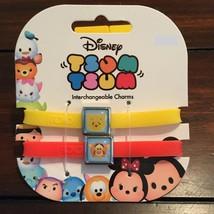 Tsum Tsum Interchangeable Charms Disney Winnie The Pooh Tigger Bracelet - $7.64