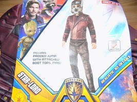 Boy's Size Small 4-6 Disney Marvel Guardians of the Galaxy Star Lord Cos... - $28.00