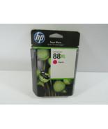 HP 88XL Magenta High Yield Original Ink Cartridge Dec 2012 - $7.92