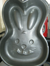 Wilton 2105-1518 Funny Bunny Rabbit Nonstick Cake Pan - $14.14