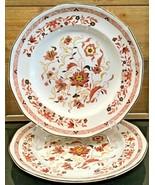 "Wedgwood Of Etruria & Barlaston KASHMAR 10-1/2"" Dinner Plates Set of 2 - $26.99"