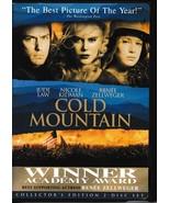 Freebie!  Cold Mountain (2003) Widescreen DVD - $0.00