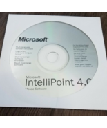 Microsoft Intellipoint 4.0 Mouse Software CD  - $4.98