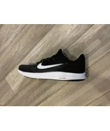 NIKE Women's Sz 12 Downshifter 9 Women's Running Shoes Black w/White Log... - $49.00