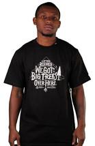 LRG Big Trees Over Hear Black T-Shirt