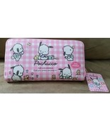 "POCHACCO Hello Kitty Wallet Pink Dog Sanrio Brand New Sanrio 8"" Japan Im... - $39.99"