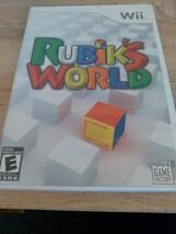 Nintendo Wii Rubik's World ~ COMPLETE image 1