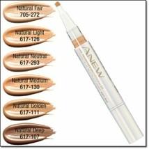 Avon Anew Age Transforming Concealer 1.7 g .06 oz Natural Fair NEW - $24.73