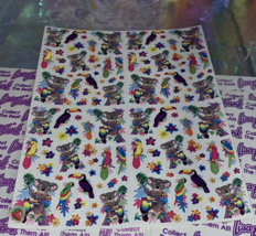 PICK 1*Lisa Frank Full Sticker Sheet Minis Kitten Dog Fruit Panda Peekaboo Koala image 3