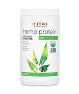 Nutiva, Organic Superfood, Hemp Protein, 15 G, 16 oz (454 g) - $21.00