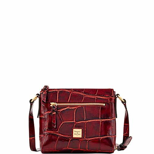 Dooney & Bourke Allison Crossbody Cognac
