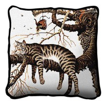 Too Pooped To Participate Pillow 17x17 Charles Wysocki by Pure Country W... - $46.74
