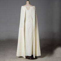 Game Of Thrones 5 Daenerys Targaryen Qarth Cosplay Dress Halloween Costume - £75.70 GBP