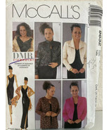 McCalls 9632 Womens Blazer 1998 Size E (14,16,18) 023795963244 - $7.92