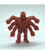 M.U.S.C.L.E. Mattel muscle men wrestling action figure flesh #27 Ashuram... - $9.85