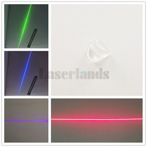 K9 110º Laser Optical Prism Line Glass Lens Powell Lens 9mm - $28.03