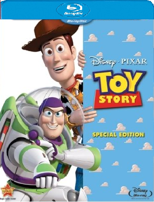 Disney/Pixar Toy Story (Two-Disc Special Edition Blu-ray/DVD)