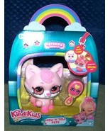"""Kindi Kids Show N Tell Pets CATERINA the KITTEN 5"""" Pet and Shopkin Acces... - $16.50"""