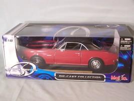 1967 Chevrolet Camaro Z/28 1:18 scale diecast Maisto Special Edition - $38.22