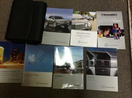 2012 MERCEDES BENZ GLK CLASS MODELS Owners Operators Owner Manual Set Ki... - $118.75
