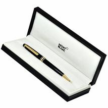 Montblanc Ballpoint Pen 164 Meisterstuck- Black Resin with gold accents - $149.95
