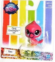 Littlest Pet Shop Cardi Crimsonglitz Figure  - $22.86