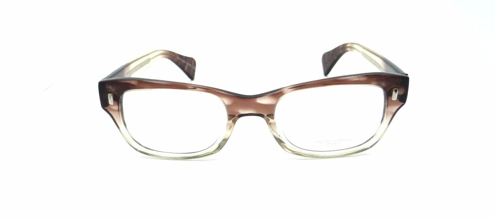 b2a3dfe74e6 ... Oliver Peoples Rx Eyeglasses Frames Wacks 5174 1470 49x19 Henna  Gradient Italy ...