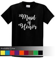 Maid Of Honor Funny Men's T-Shirt Size S-3xl - $19.00