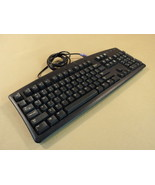Dell Deluxe Computer Keyboard PS2 Black PS/2 SK-8100 - $15.24