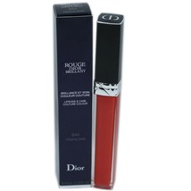 ROUGE DIOR BRILLANT LIPSHINE & CARE COUTURE COLOUR 6ML #844 TRAFALGAR NIB - $29.21
