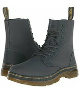 New Dr. Martens Men's Combs Lace Up Combat Boot Size 13 US 12 UK - $99.99
